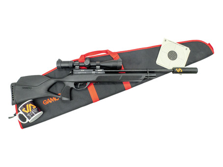 The Gamo GX40 Kit... Improved by AAR and VAUK