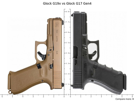 Glock Guide to Air Pistols... What are the differences?