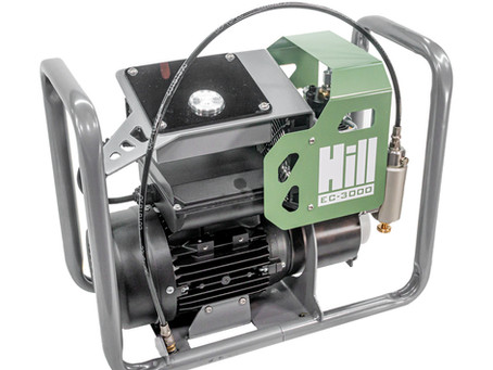 Hills EC-3000 compressor back in stock