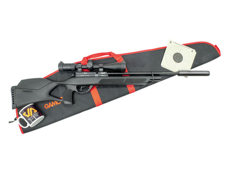 How to set up a PCP Air Rifle