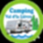 Logo Camping Val d'la lièvre | Chalet | Caravaning | Notre-Dame-Du-Laus
