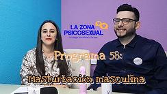 La zona psicosexual - masturbación masculina