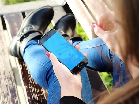 ¿Estás enganchado/a al móvil?