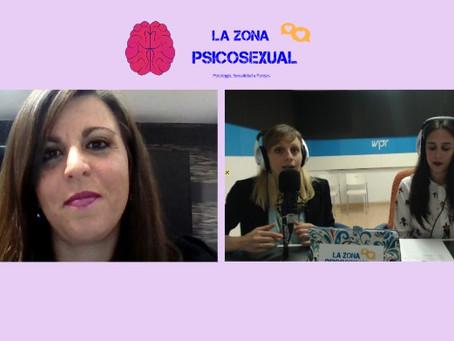 La Zona PsicoSexual: Programa 49 (23/04/2018). Sexualidad en la menopausia