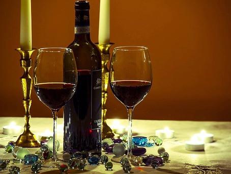 ¿Es recomendable beber vino antes de tener sexo?