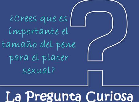 ¿Importa el tamaño del pene para el placer sexual?