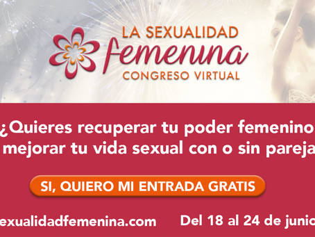 1er Congreso Internacional Online La Sexualidad Femenina