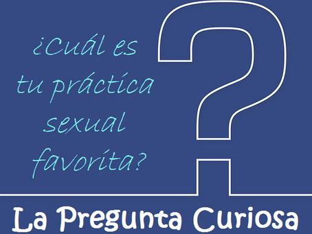 ¿Cuál es vuestra práctica sexual favorita?