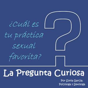 la pregunta curiosa Sonia García