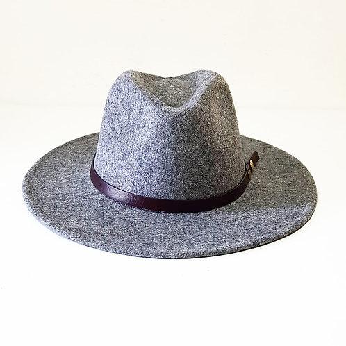 Fedora Hat | Model: Toronto