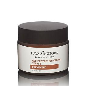 Age Protection Cream | אייג' פרוטקשן קרם | קרם לחות אנטי אייג'ינג לכל סוגי העור