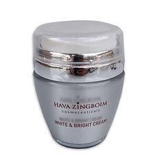 White&Bright cream | קרם וואיט אנד ברייט | קרם פנים הבהרה לטיפול בפגמנטציה
