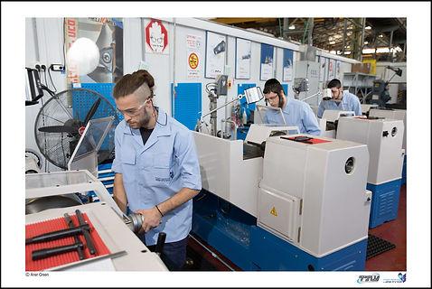 מרכז הכשרה צמוד מפעל מנועי בית שמש