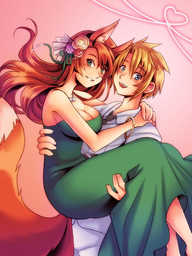 Kitsune Valentine