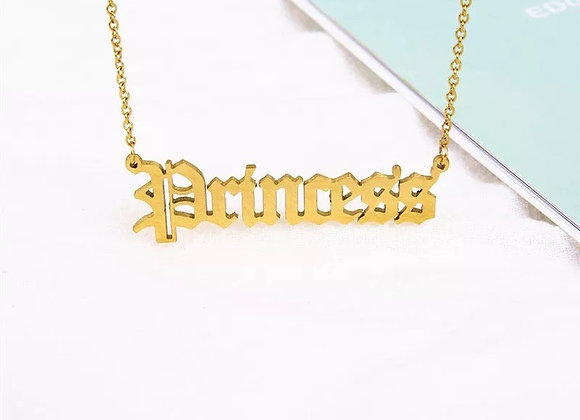 Princess Necklace