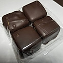 1 LB. Chocolate Covered Caramels