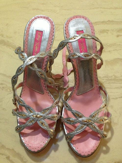 WOMENS / LADIES   DRESS SHOES VERO CUOIO Betsy Jefferson 5 inch heel 9M