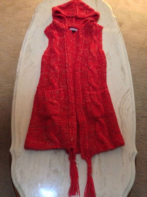 WOMENS THE IMPECCABLE PIG SWEATER VEST SIZE M *GREAT*
