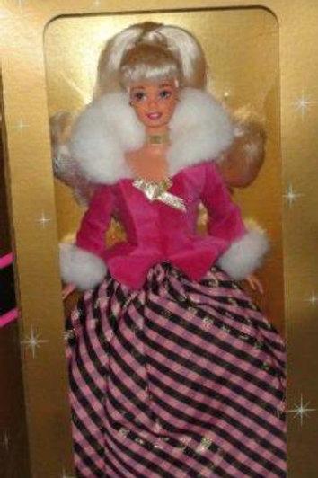 Vintage Barbie Winter Rhapsody Doll 1996