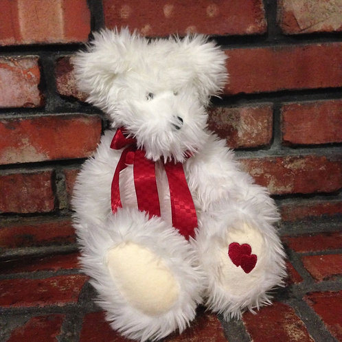 "Boyds  Collection B. Everluvin 15"" Tall Teddy Bear 1988-2001"