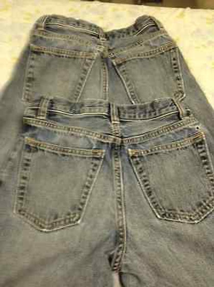 GAPKIDS Lot of 2 Pairs 1969 Jeans  Original 10 Regular