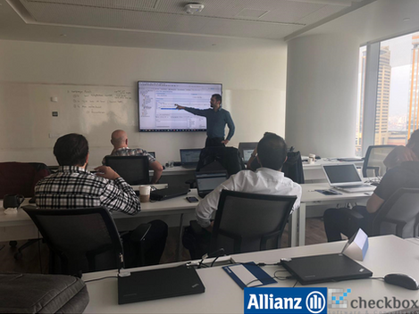 Allianz Training