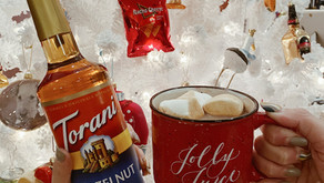 Holiday Drinks + Decor with Torani