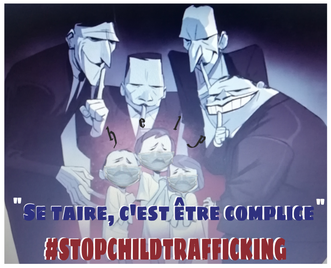 #stopchildtrafficking
