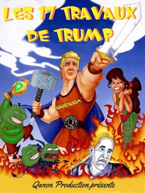 17 travaux de Trump