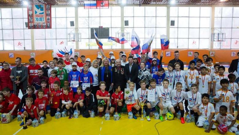 Четвёртый международный зимний детский турнир по мини-футболу «Кубок Добра» пройдет 25 января