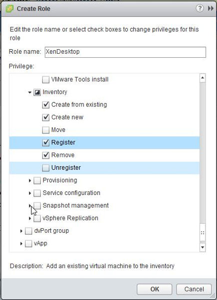 VMware vCenter Server 6 0 Configuring AD, Adding a Role and Granting