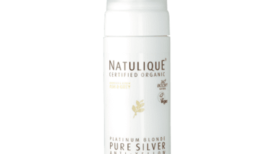 Pure Silver Hair Mousse