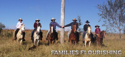 Families Flourishing Banner