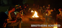 Brothers Ignited Banner