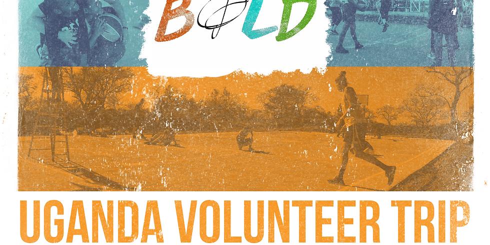2021 Play BOLD Volunteer Trip