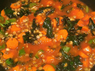 Hearty Lentil Soup