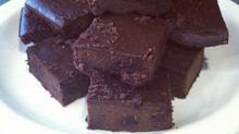 Protein Packed Decadent Chocolate Brownies