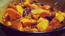 Red Bean Sweet Potato Chili