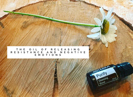 3 ways to help release negative attachments + clear energy in your space with Purify