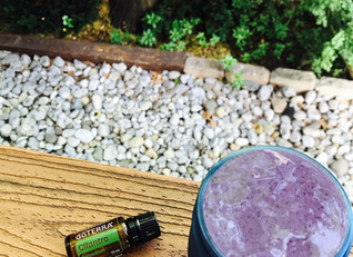 Healing smoothie + protocol to rid the body of heavy metals