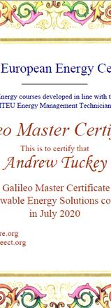 Renewable Energy Solutions Certificate.p