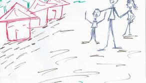 YTT Refugee/Migrant Drawing: