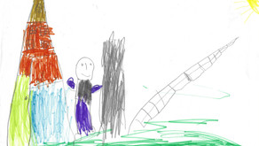YTT Refugee Drawing