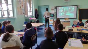 Step Seven of the YTT Educational Program in Rome, Italy