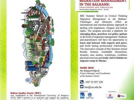YTT continues to progress in the Balkan Region