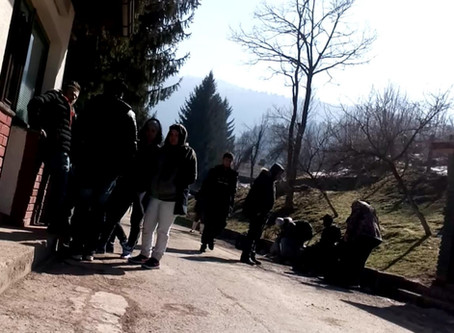 """""""Belief is All We Have:"""" Dispatch from Bosnian Migrant Centres"""
