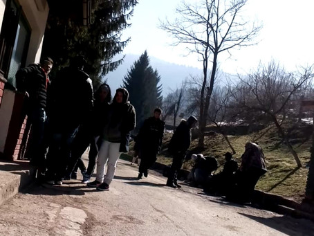 """Belief is All We Have:"" Dispatch from Bosnian Migrant Centres"