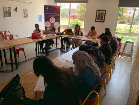 YTT Human-Rights Educational Workshops in Morocco: