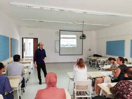 YTT Human-Rights Education Workshop for the Balkans: