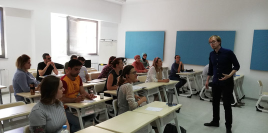 Students are developing their skills in perspective-taking, ethnicity & gender comprehension and empathy at the International University of Sarajevo/Balkan Studies Centre.